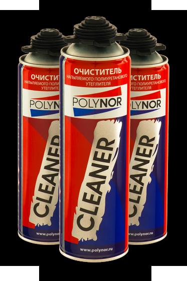 очиститель polynor